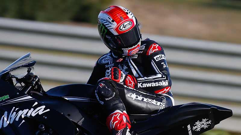 """ทดสอบเฆเรซ วันที่ 2 """"โจนาธาน เรีย"""" สุดเจ๋ง!! ควบ ZX-10RR ทำเวลาเฉือนรถแข่ง MotoGP   MOTOWISH 101"""