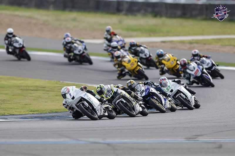 ตารางถ่ายทอดสด การแข่งขัน Asia Road Racing Championship สนามสุดท้ายวันนี้ !!! | MOTOWISH 145