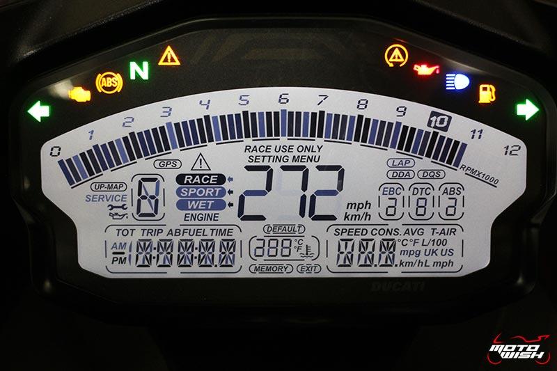 Review : Ducati 959 Panigale หล่อ หรู แบบมีเอกลักษณ์   MOTOWISH 56
