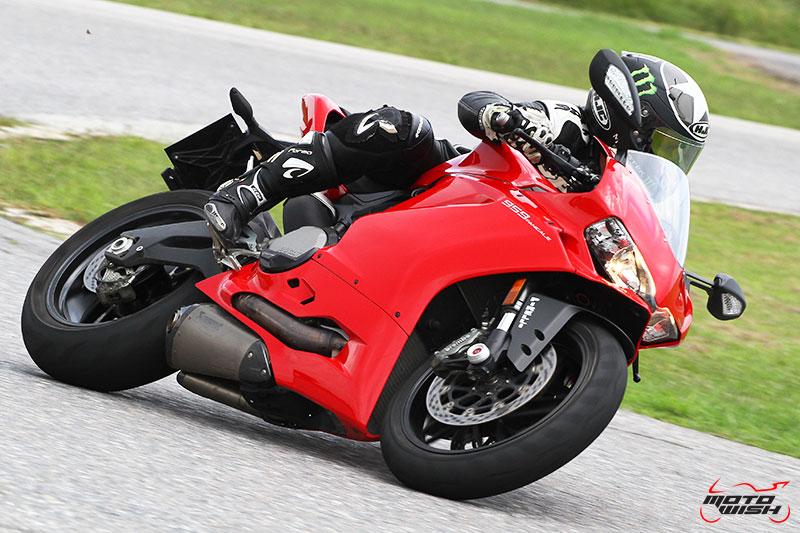 Review : Ducati 959 Panigale หล่อ หรู แบบมีเอกลักษณ์   MOTOWISH 85