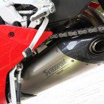 Review : Ducati 959 Panigale หล่อ หรู แบบมีเอกลักษณ์   MOTOWISH 112