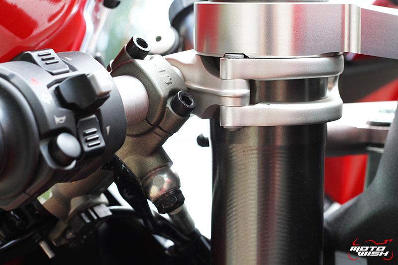 Review : Ducati 959 Panigale หล่อ หรู แบบมีเอกลักษณ์   MOTOWISH 116