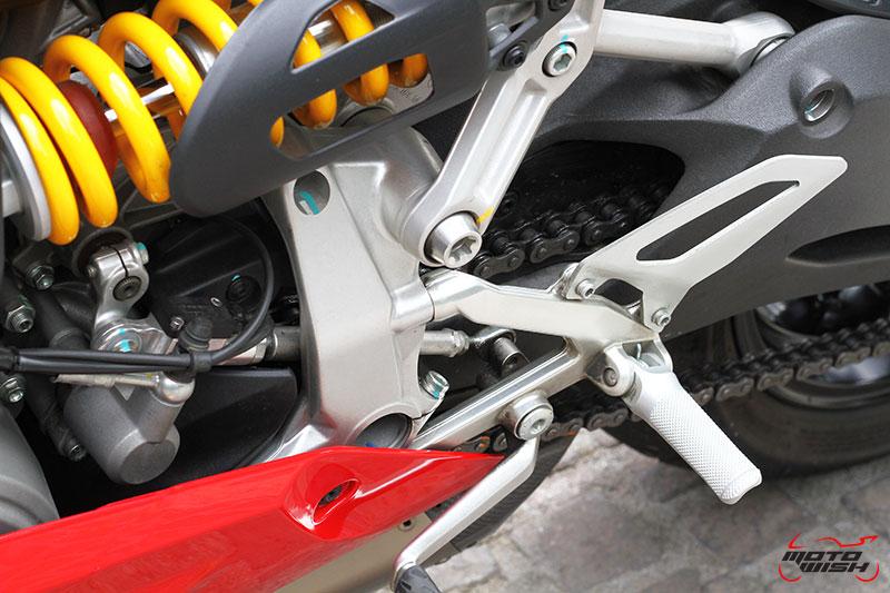 Review : Ducati 959 Panigale หล่อ หรู แบบมีเอกลักษณ์   MOTOWISH 134