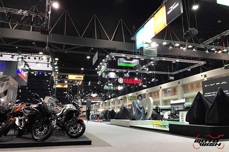 ยอดจองจักรยานยนต์งาน Motor Expo 2016 ทะลุเป้า สูงเกือบ 8,000 คัน ค่ายไหนมียอดสูงสุดไปดูกัน!! | MOTOWISH 128