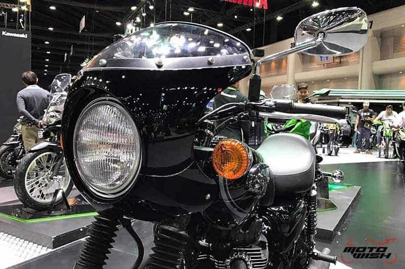Kawasaki W800 ความคลาสสิคที่ย้อนเวลา กลับมาให้สัมผัสกันอีกครั้ง (Motor Expo 2016) | MOTOWISH 17