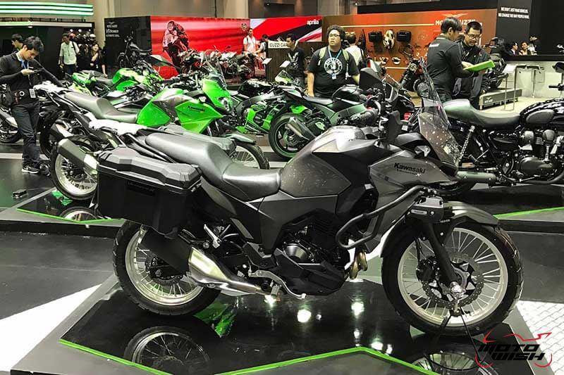 เจาะรายละเอียด Kawasaki Versys-X 300 ทัวร์ริ่งน้องเล็ก สเป็คไม่น้อยหน้าพี่ใหญ่ (Motor Expo 2016) | MOTOWISH 11