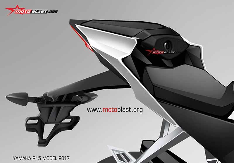 Motowish Yamaha R15 Render 4 - ส่องว่าที่ Yamaha R15 2017 สปอร์ตไบค์น้องเล็ก มีให้เห็นทั้งภาพแอบถ่าย และภาพเรนเดอร์ - ในที่สุดก็มีภาพหลุดออกมาให้เห็นกัน โดยเริ่มจากภาพแอบถ่ายขณะวิ่งทดสอบบนถนน จากนั้นก็มีภาพเรนเดอร์ที่ทำออกมาให้เห็นรายละเอียดแบบชัดเจน