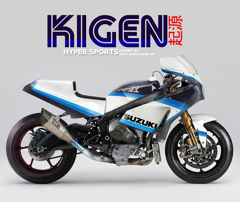 Suzuki speedjunkies - ชอบไหมล่ะ!! ถ้าสุดยอดซุปเปอร์ไบค์แห่งยุค ถูกจับแปลงโฉมเป็นรถยุค 1980 - ต้องบอกก่อนว่าภาพที่เห็นเป็นเพียงการตกแต่งด้วยคอมพิวเตอร์กราฟฟิค โดยการนำสุดยอดรถซุปเปอร์ไบค์แห่งยุค จับแปลงโฉมย้อนกลับไปในยุค 1980 ด้วยการรังสรรค์ผลงานจาก SPEEDJUNKIES