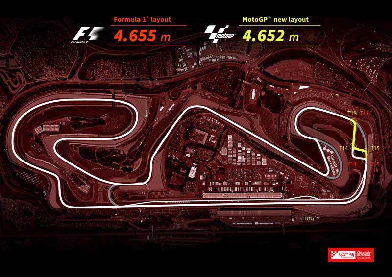 circuit de catalunya barcelona MW 1 - ยืนยัน!! สนามคาตาลุนญ่า เปลี่ยนเลย์เอ้าท์สนามใหม่ในการแข่ง MotoGP ปีหน้า - นับเป็นการเปลี่ยนแปลงรูปแบบสนามอย่างเป็นทางการ หลังจากการแข่งขัน MotoGP ที่สนามคาตาลุนญ่า ประเทศสเปน ในฤดูกาล 2016 ที่ผ่านมา ได้มีการเปลี่ยนรูปแบบผังสนามใหม่ อันเนื่องมาจากการเกิดอุบัติเหตุของ