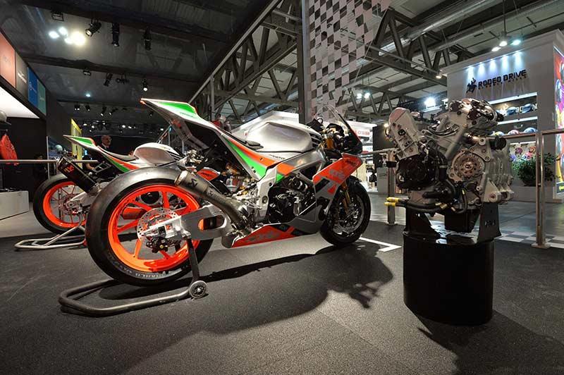 Aprilia RSV4R FW-GP ซุปเปอร์ไบค์สเต็ปเทพ 250 ม้าจากโรงงาน ปรับแต่งตามการใช้งานของผู้ขับขี่ | MOTOWISH 147