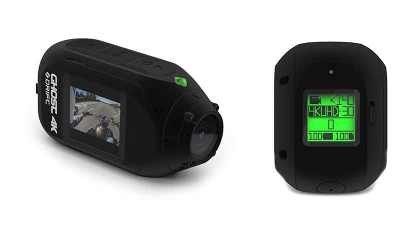 Drift Ghost 4K แอคชั่นแคมฯ ระดับ Ultra HD มีดีที่ภาพ และเสียง | MOTOWISH 149