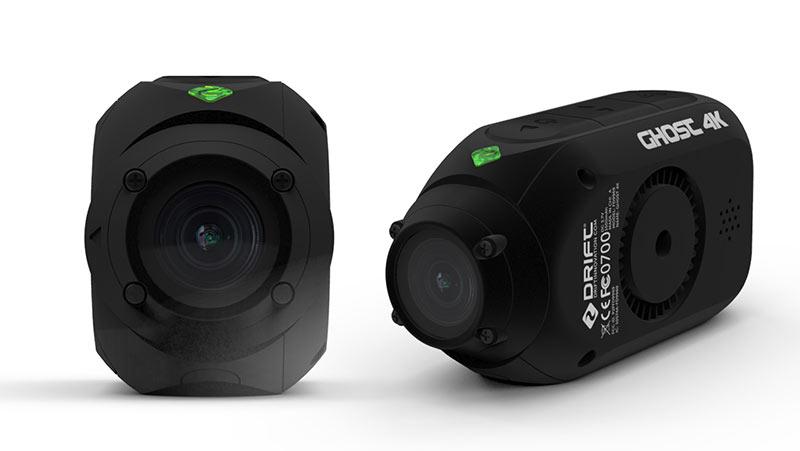 Drift Ghost 4K แอคชั่นแคมฯ ระดับ Ultra HD มีดีที่ภาพ และเสียง | MOTOWISH 148