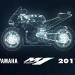 2017 MotoWish Movistar Yamaha YZR M1 MotoGP Team 2017