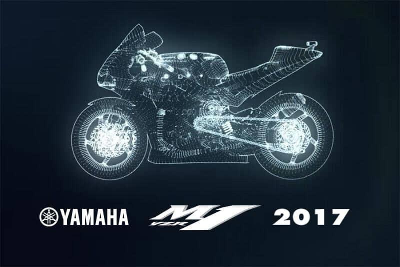 "2017 MotoWish Movistar Yamaha YZR M1 MotoGP Team 2017 - เตรียมพบรถแข่งตัวกลั่น Yamaha M1 2017 ลงสู้ศึกในรายการแข่ง MotoGP 2017 - Movistar Yamaha MotoGP Team ปล่อยคลิปทีเซอร์เรียกน้ำย่อยแฟนๆเตรียมพบตัวกลั่น Yamaha M1 2017 รถแข่งที่จะมาขอท้าพิสูจน์ในเกมการแข่งขัน MotoGP 2017 ที่จะเกิดขึ้นในอีกไม่ช้า โดยนักแข่งระดับเทพอย่างพ่อหมอ Valentino Rossi No.46 ปะกบคู่หูดาวรุ่งคนใหม่ ""เจ้าหนูท็อปกัน"" Maverick Vinales No.25"