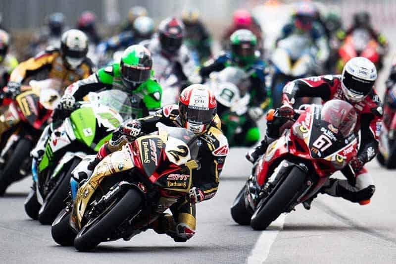 ชมย้อนหลัง Full Race การแข่งขัน Macau GP 2016 ปิดถนนแข่ง!!! | MOTOWISH 100