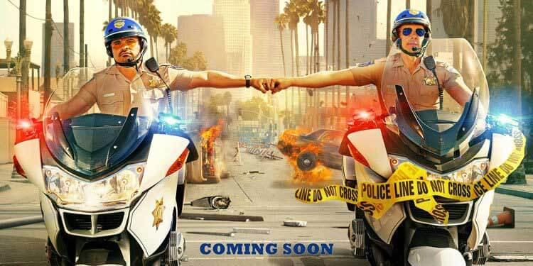 ภาพยนต์คอเมดี้สุดฮา CHIPS สองตำรวจกับรถคู่ใจ BMW ไฟท์ติ้ง Ducati | MOTOWISH 107