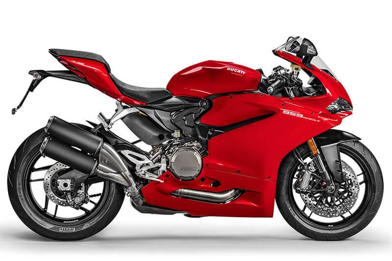 Review : Ducati 959 Panigale หล่อ หรู แบบมีเอกลักษณ์   MOTOWISH 50
