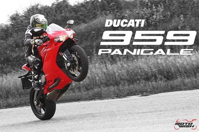 Review : Ducati 959 Panigale หล่อ หรู แบบมีเอกลักษณ์ | MOTOWISH 49