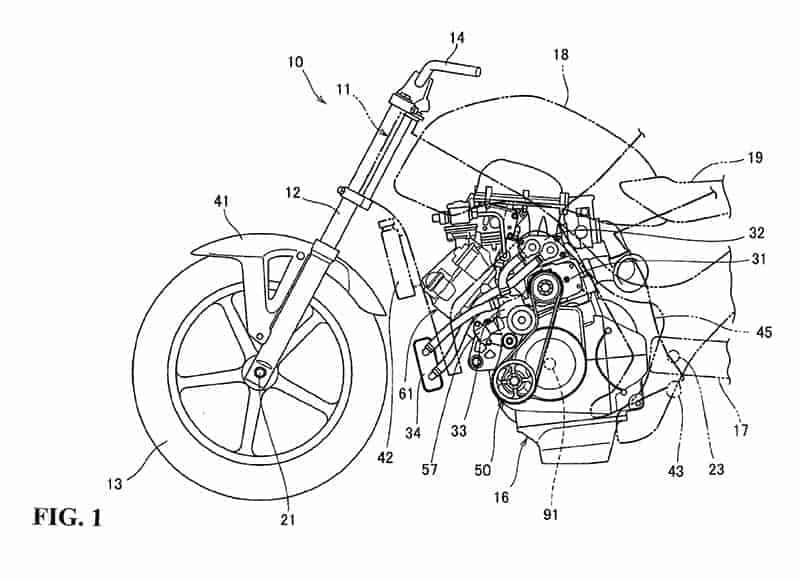 ความลับของฮอนด้า กับสิทธิบัตรเครื่องยนต์ซุปเปอร์ชาร์จที่ถูกเปิดเผย | MOTOWISH 22