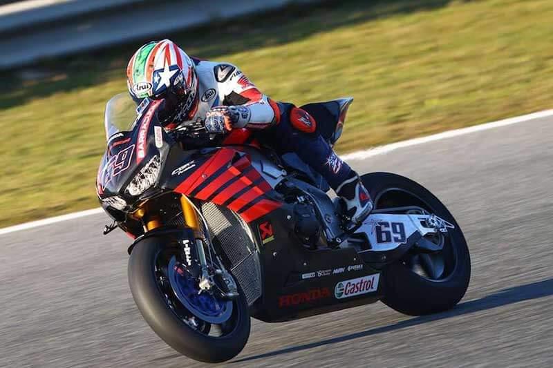 หล่อเหลือล้น!! ยลโฉม Honda CBR1000RR SP2 WSBK ของ Nicky Hayden ในการทดสอบวันแรกที่ Jerez | MOTOWISH 146