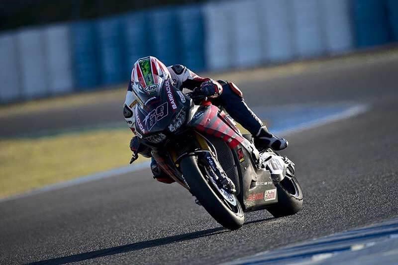 หล่อเหลือล้น!! ยลโฉม Honda CBR1000RR SP2 WSBK ของ Nicky Hayden ในการทดสอบวันแรกที่ Jerez | MOTOWISH 147