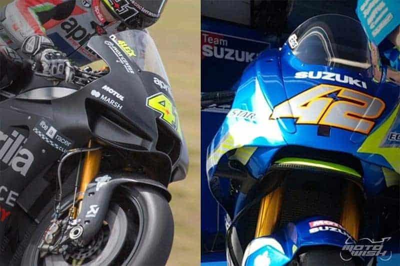 Aprilia Suzuki -motogp-new-winglets