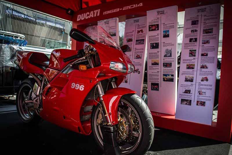 Ducati กว่าร้อยคันร่วมโชว์ในงาน Bangkok Motorbike Festival 2017 | MOTOWISH 7