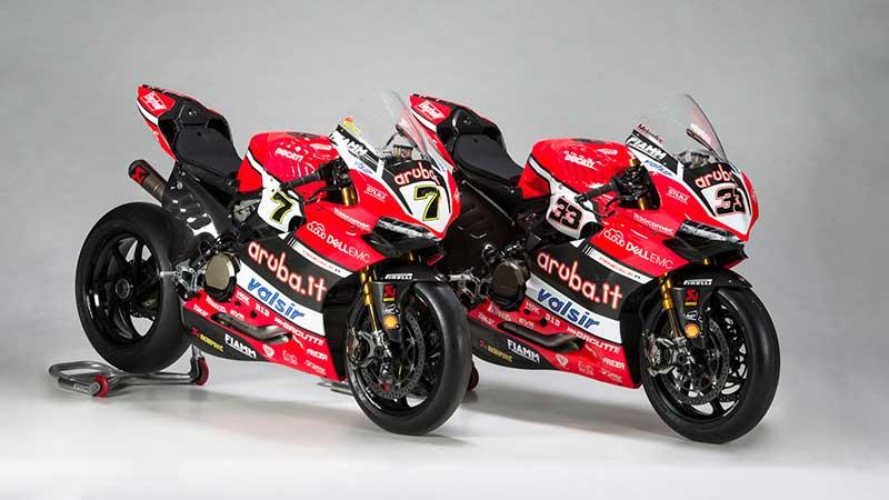 Aruba.it เผยโฉมอสูรกายค่ายแดง Ducati Panigale R WSBK 2017 | MOTOWISH 101