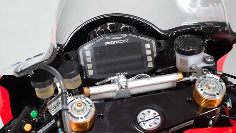 Aruba.it เผยโฉมอสูรกายค่ายแดง Ducati Panigale R WSBK 2017 | MOTOWISH 103