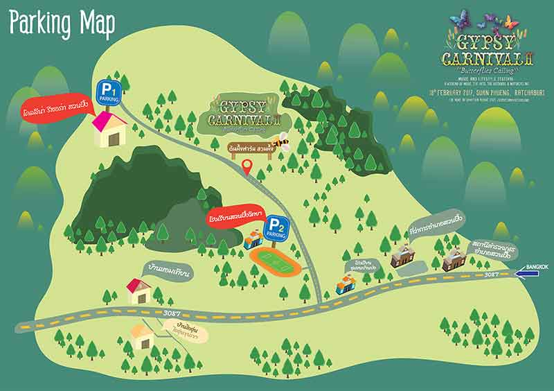 Gypsy-Canival-II-2017-Parking-Map
