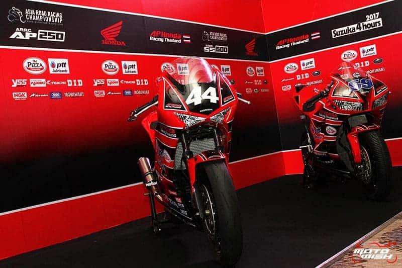 A.P. Honda Racing Thailand สานฝันเด็กไทยก้าวไกลสู่การแข่งขันระดับโลก MotoGP ปี 2025 | MOTOWISH 93