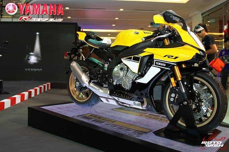 BMF 2017 : โปรโมชั่นรถบิ๊กไบค์ Yamaha ในงาน Bangkok Motorbike Festival 2017 | MOTOWISH 10