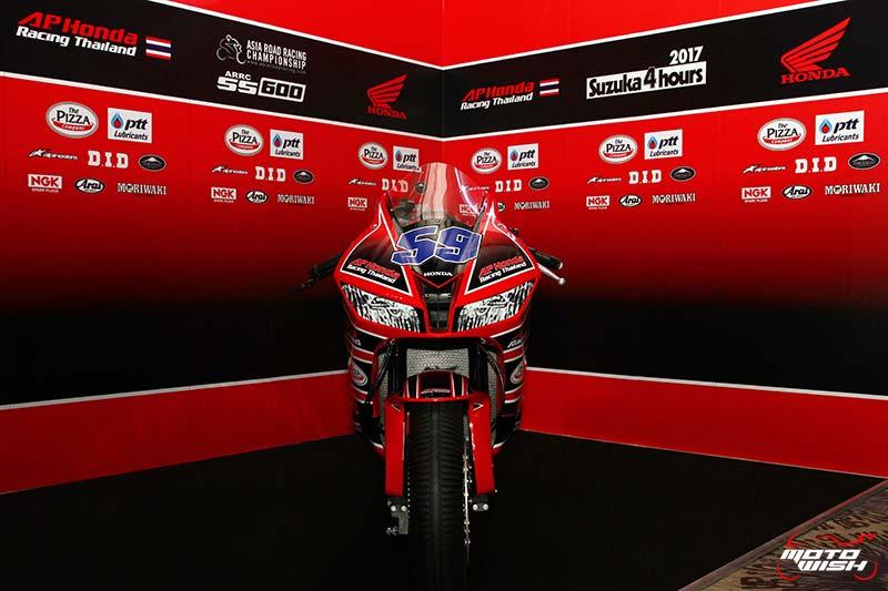A.P. Honda Racing Thailand สานฝันเด็กไทยก้าวไกลสู่การแข่งขันระดับโลก MotoGP ปี 2025 | MOTOWISH 95
