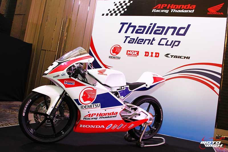 A.P. Honda Racing Thailand สานฝันเด็กไทยก้าวไกลสู่การแข่งขันระดับโลก MotoGP ปี 2025 | MOTOWISH 89