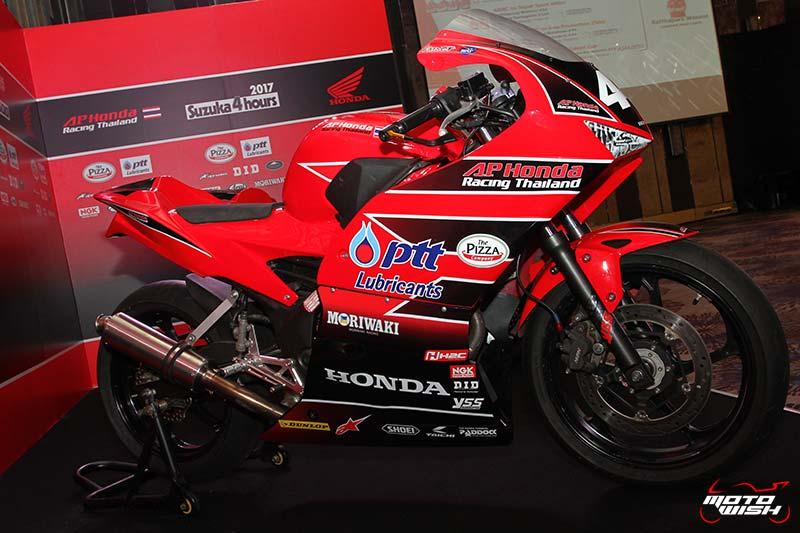 A.P. Honda Racing Thailand สานฝันเด็กไทยก้าวไกลสู่การแข่งขันระดับโลก MotoGP ปี 2025 | MOTOWISH 103