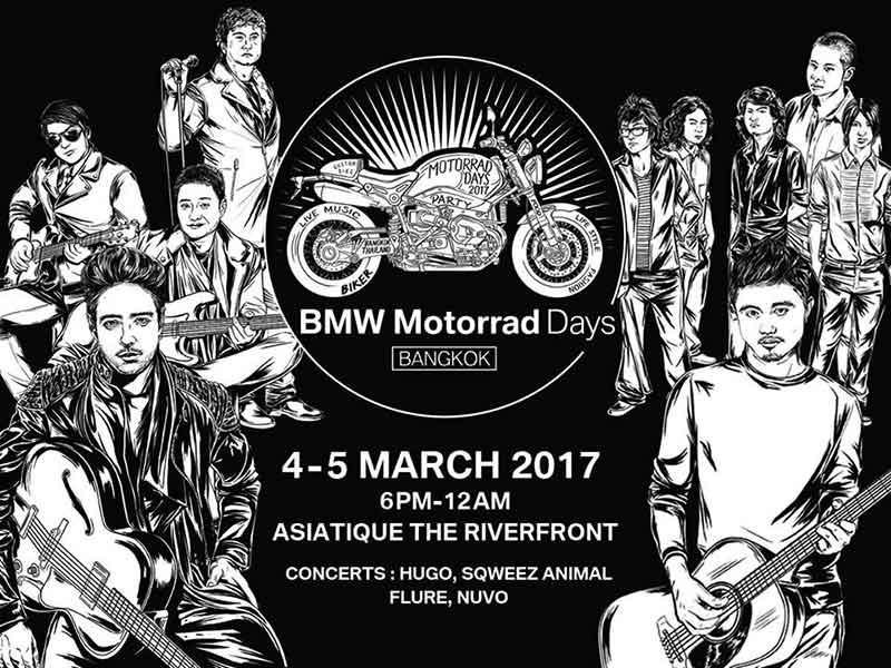 BMW Motorrad Days 2017 รวมพลคนฟ้าขาว พบโชว์สตั้นท์ระดับโลกจาก Big Jim | MOTOWISH 70