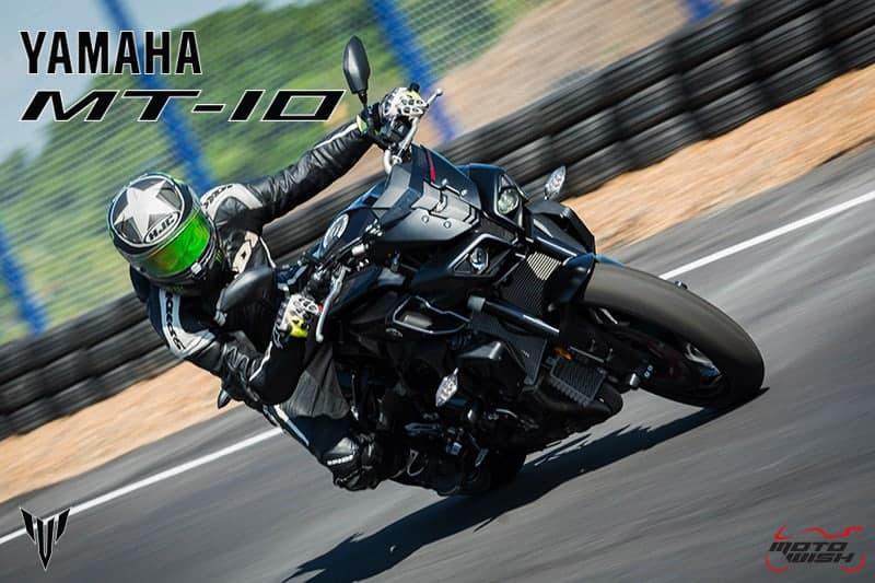 รีวิว Yamaha MT-10 Super Naked Transformers แรงส์ หลุด ทะลุจอ | MOTOWISH 154