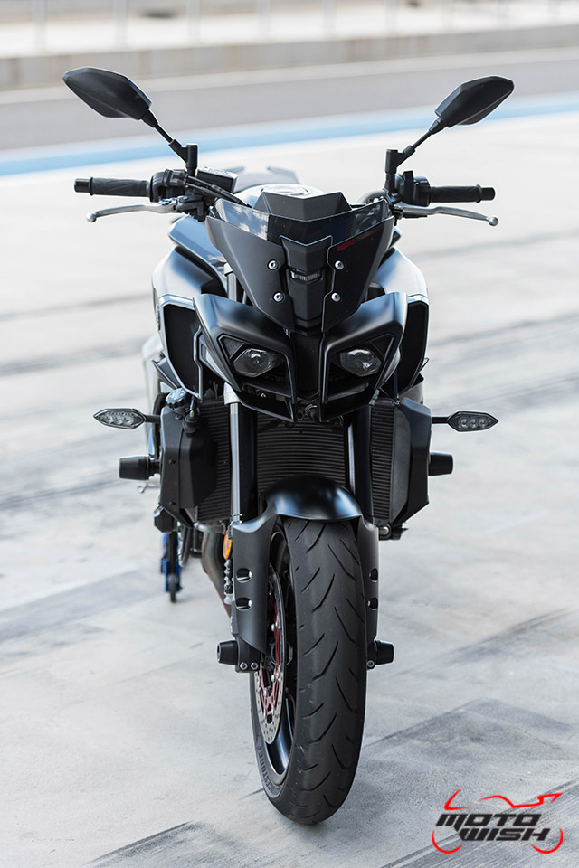 รีวิว Yamaha MT-10 Super Naked Transformers แรงส์ หลุด ทะลุจอ | MOTOWISH 1