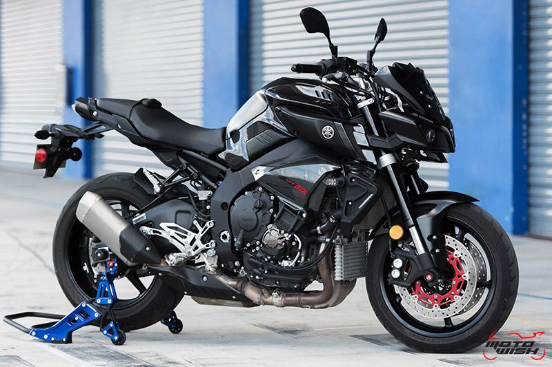 รีวิว Yamaha MT-10 Super Naked Transformers แรงส์ หลุด ทะลุจอ | MOTOWISH 10