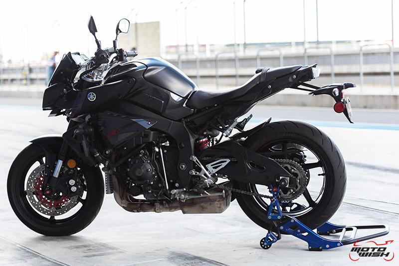 รีวิว Yamaha MT-10 Super Naked Transformers แรงส์ หลุด ทะลุจอ | MOTOWISH 2