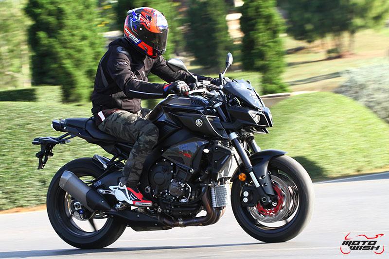 รีวิว Yamaha MT-10 Super Naked Transformers แรงส์ หลุด ทะลุจอ | MOTOWISH 5