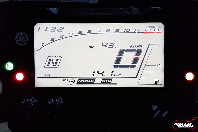 รีวิว Yamaha MT-10 Super Naked Transformers แรงส์ หลุด ทะลุจอ | MOTOWISH 6