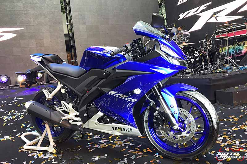 Vinales บินข้ามโลกมาเปิดตัว All New Yamaha YZF-R15 2017 ในไทย   MOTOWISH 148