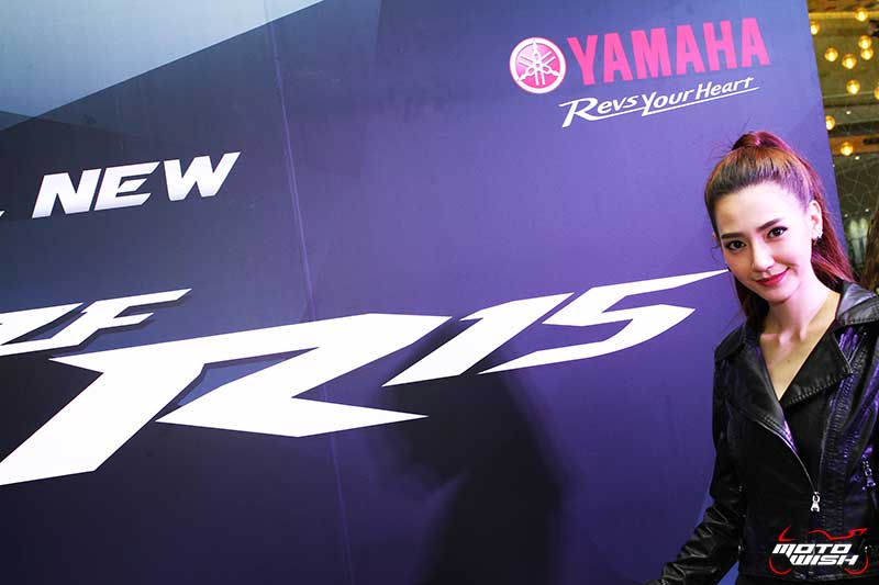 Vinales บินข้ามโลกมาเปิดตัว All New Yamaha YZF-R15 2017 ในไทย   MOTOWISH 149