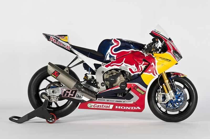 ทีม Honda WorldSBK เผยโฉมม้าศึก CBR1000RR SP2 ตัวแข่ง พร้อมสปอนเซอร์รายใหม่อย่าง Red bull | MOTOWISH 27