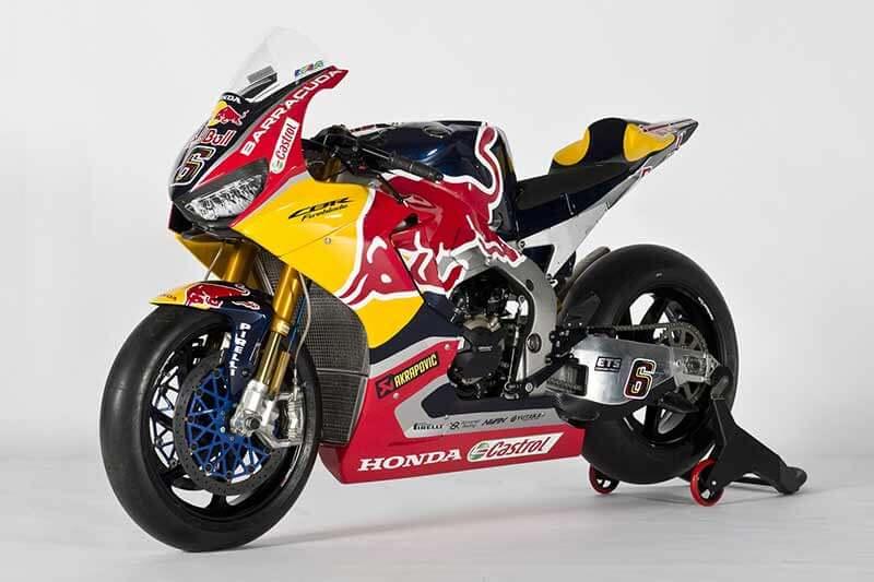 ทีม Honda WorldSBK เผยโฉมม้าศึก CBR1000RR SP2 ตัวแข่ง พร้อมสปอนเซอร์รายใหม่อย่าง Red bull | MOTOWISH 29