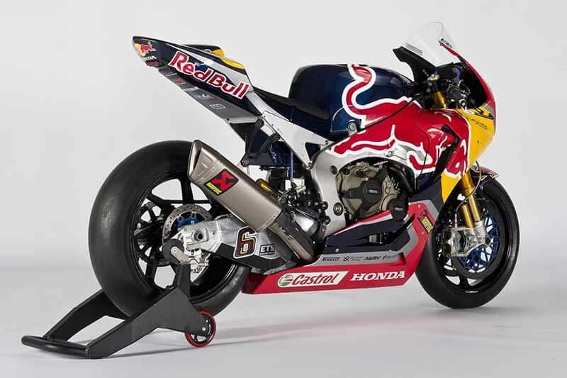 ทีม Honda WorldSBK เผยโฉมม้าศึก CBR1000RR SP2 ตัวแข่ง พร้อมสปอนเซอร์รายใหม่อย่าง Red bull | MOTOWISH 37