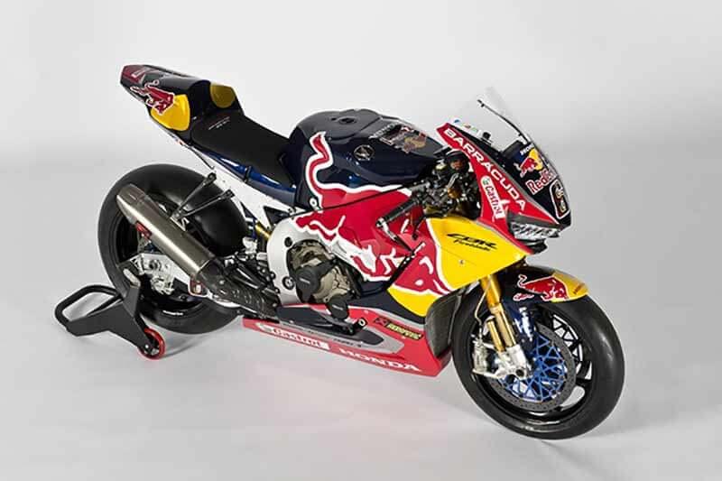 ทีม Honda WorldSBK เผยโฉมม้าศึก CBR1000RR SP2 ตัวแข่ง พร้อมสปอนเซอร์รายใหม่อย่าง Red bull | MOTOWISH 25