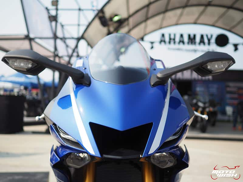 Motowish Yamaha R6 2017 5 - เปิดแล้ว All New Yamaha YZF-R6 2017 ใหม่!! เปิดตัวเซอร์ไพร์สกลางสนามช้างฯ - เรียกว่าเซอร์ไพรส์แฟนๆมอเตอร์สปอร์ตชาวไทยกันถ้วนหน้า เมื่อ Yamaha ประกาศเปิดตัว All New Yamaha YZF-R6 2017 ต่อหน้าสาธารณะชนครั้งแรก ในงาน World Superbike Championship 2017 ณ สนามช้าง อินเตอร์เนชั่นแนล เซอร์กิต จ.บุรีรัมย์
