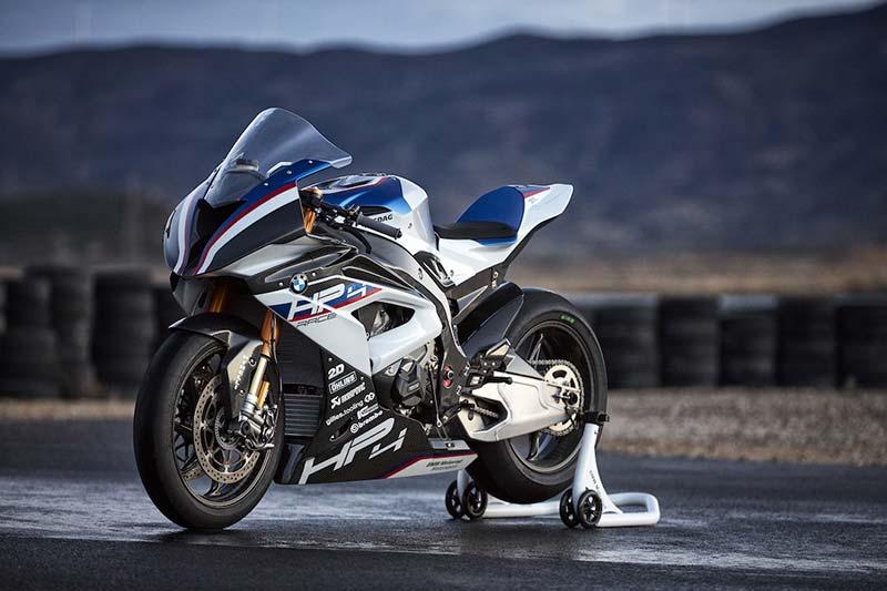 สุดตะลึง หล่อ แรง โหด!! เปิดโฉมหน้า BMW HP4 Race พร้อมรายละเอียด | MOTOWISH 5